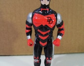 Vintage Marvel Superheroes Daredevil Action Figure, 1990