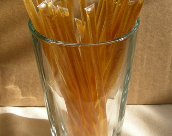 50 Wildflower Honey Straws