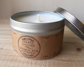 Island Coconut  // 8 oz. Natural USA Grown Soy Candle