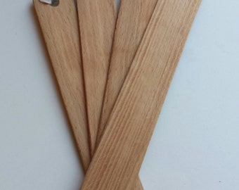 Large Beech bookmarks, bookmark, bookmarks, wooden bookmark, wood bookmark, books, wood bookmarks, bookmark wood