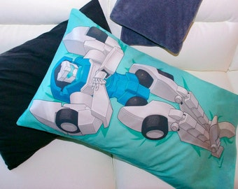Tailgate from TF G1 IDW MTMTE Lost Light - Full-sized Pillow Case