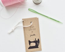 Custom Product Labels. Sewing Tag Labels Etsy Shop Custom Tags Sewn With Love Tags Kraft Brown Custom Shop Tags. Handmade Labels