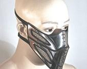 mouth Bane mask masquerade steampunk mask