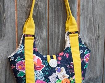 Holland Road Bag pdf sewing pattern