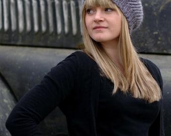 Weekender beret PDF knitting pattern (instructions)
