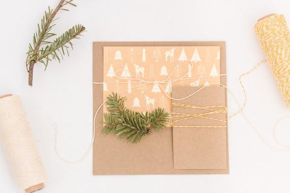 25 kraft gift card holder christmas gift card holder business il570xn colourmoves
