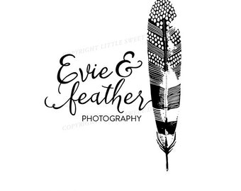 Photography Logo Design - Custom Pre-made logo / branding (LG11)