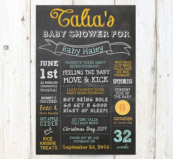 personalized baby shower gift sign baby shower decoration mommy to
