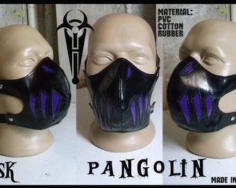 Cyber goth PVC Mask