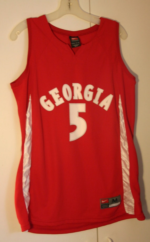 Georgia Bulldogs Basketball Jersey Bulldogs Basketball Jersey