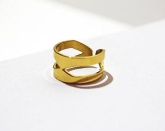 Minimal Adjustable Ring
