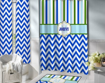 popular items for boy shower curtain on etsy