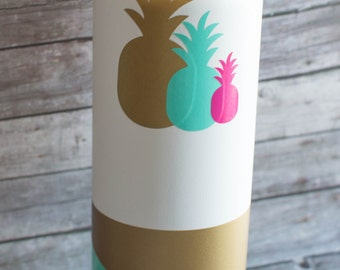 Unique Pineapple Decal Related Items Etsy