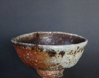 anagama fired bowl