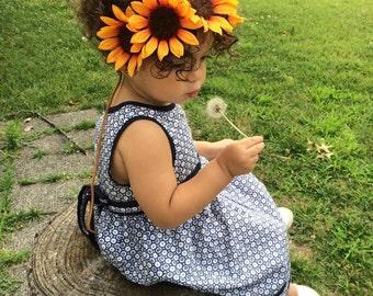 The Original Sunflower Crown