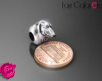 Your pet in a charm (Wiener Sample)