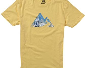 Mountain Trail Ski T-Shirt