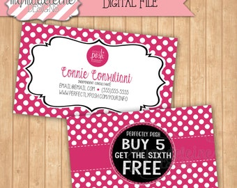 Snap Perfectly Posh Business Cards Diy Pictures To Pin On Pinterest