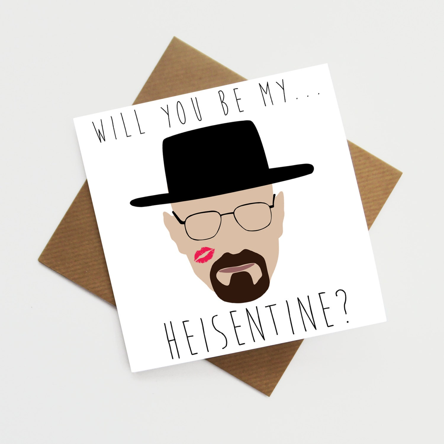 Breaking Bad Birthday Cards Breaking Bad Valentines Card