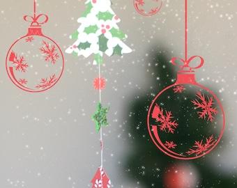 Christmas garland -Where are you