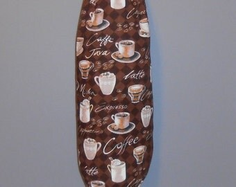 Grocery Bag Holder - Plastic Bag Holder - Bag Dispenser - Coffee Time
