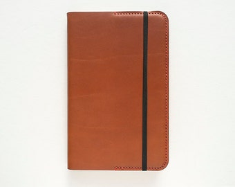 Moleskine Leather Cover 001