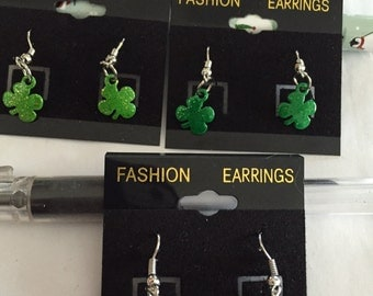 4 Leaf Clover Earrings!