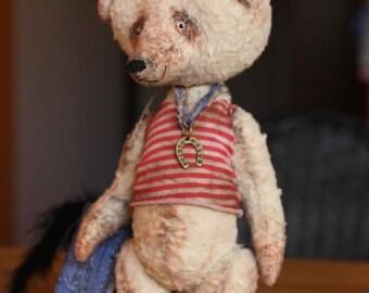 Pattern  Teddy Bear Seaman 21 cm. Artist Pattern. teddy bear stuff animal-teddy bear animal-teddy bear stuffed-pattern teddy bears