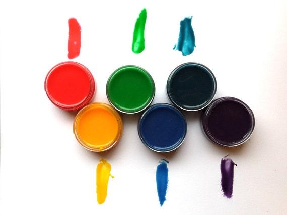 Clean Colors Washable Paint Ingredients