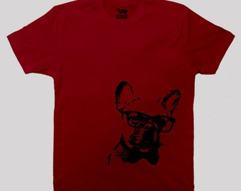 French Bulldog Shirt - Available in S, M, L, XL and 2XL