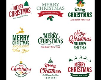 Merry Christmas And Happy New Year Quotes Hd Free Clip Art ...