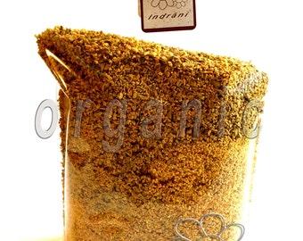 Pumpkin peel powder. Organic. 100g