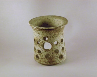 Stoneware Tealight / Oil Burner