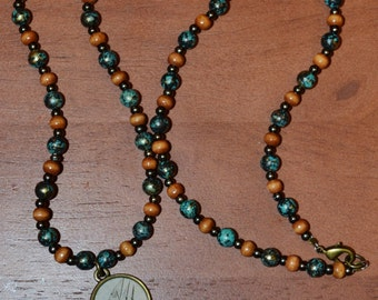 Beaded Pirate Necklace