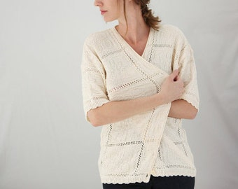 Cream sweater, off white sweater, hipster sweater, hipster cardigan, button up sweater, cream cardigan, over-sized, over-sized cardigan