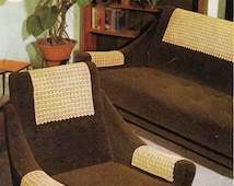 Popular Items For Chair Arm Covers On Etsy