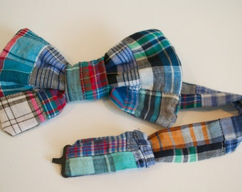 Adjustable Bow Tie for Men (to match toddler bow tie)