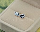 Silver feet  Earrings,Pairs Stud Earrings,925 Silver Women Jewelry,Lovely Earrings,bride's Wedding Gifts