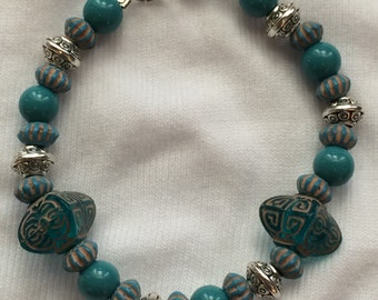 Turquoise Hope Bracelet
