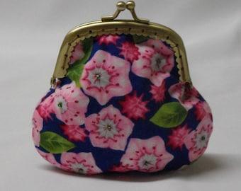 Coin pouch, snap purse, coin purse, change purse, change pouch