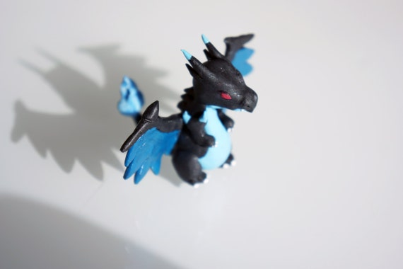 how to make clay pokemon charizard