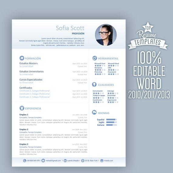 Cover Letter Teachers Resume Moderen professional templates – Resume Words for Teachers