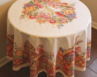 Popular Items For Round Table Cloth On Etsy