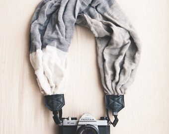 The Scarf Camera Strap The Jayci