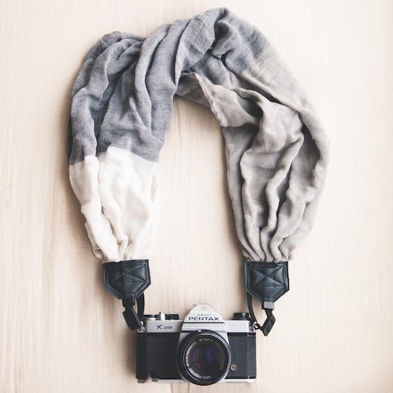 The Scarf Camera Strap The Jayci - photo#18
