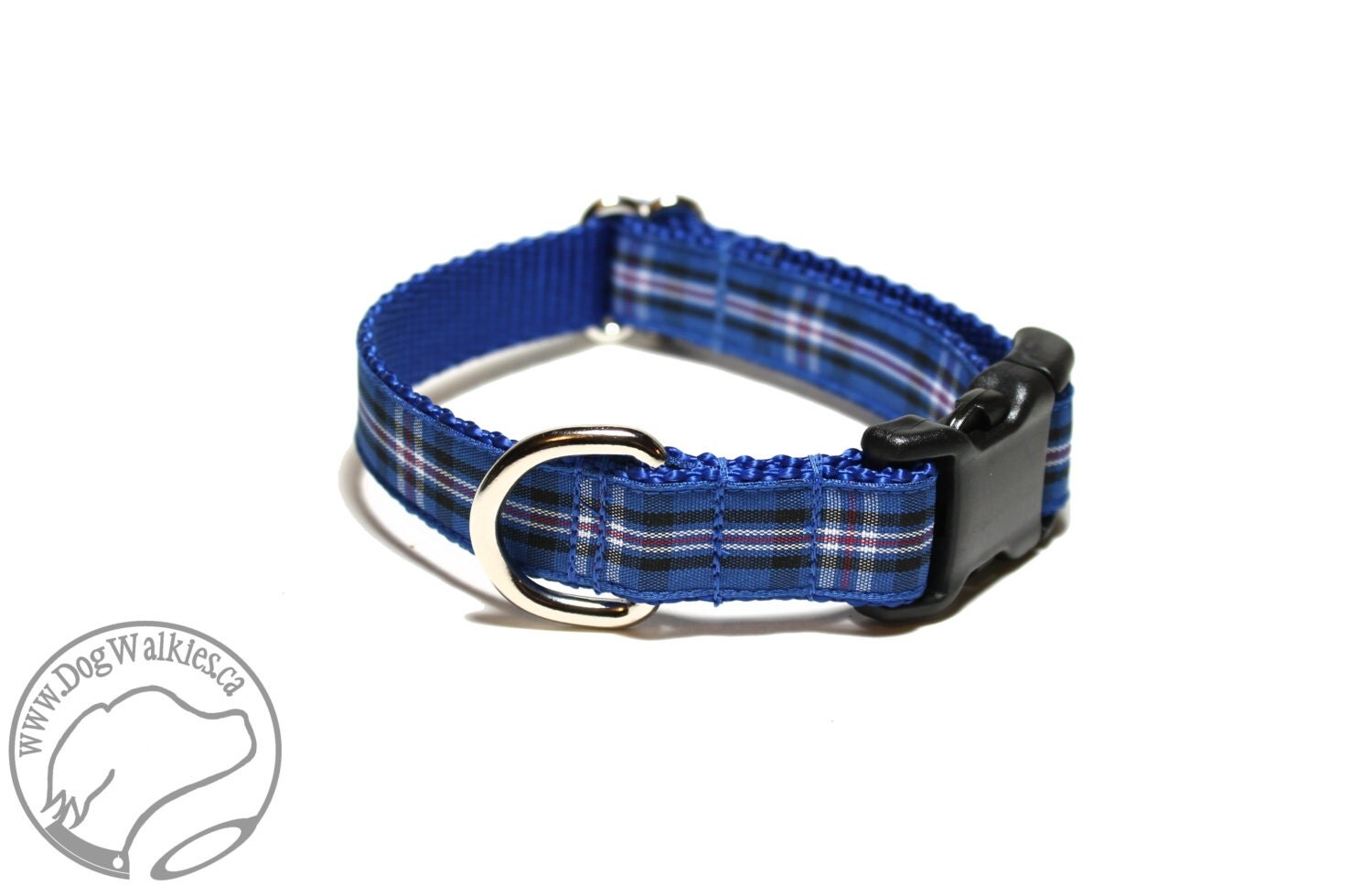 Martingale Dog Collar With Quick Release