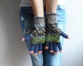 Wool Gloves, Hand Warmer, Warm Gloves,Women gloves, Winter Accessories