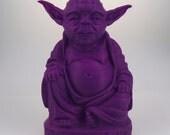 Star Wars - Zen Yoda  (Purple)