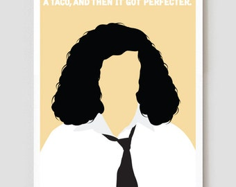 "Workaholics Blake Art Print / Poster - 11"" x 17"""