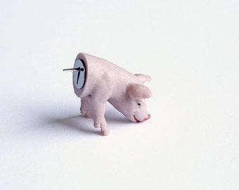"Pushpin ""Pig"""